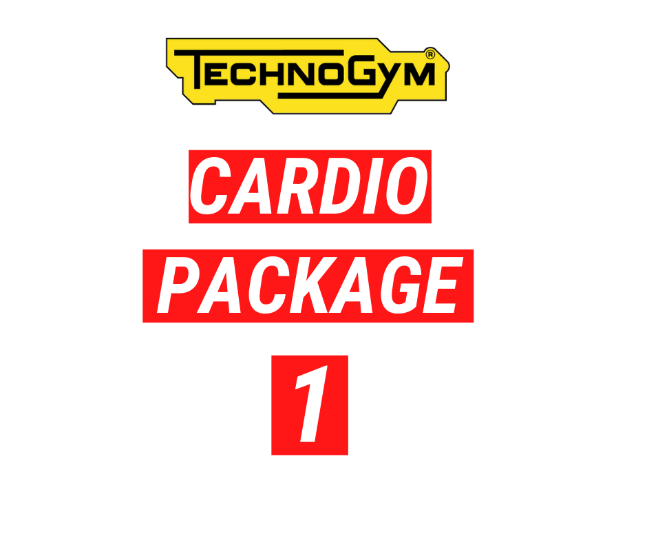 Technogym Cardio Package 1