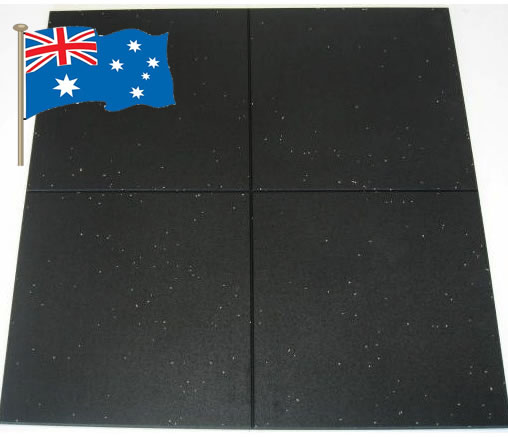 Australian-Made Rubber Flooring