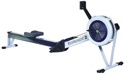 Concept 2 Model D Rower (PM3 Console)