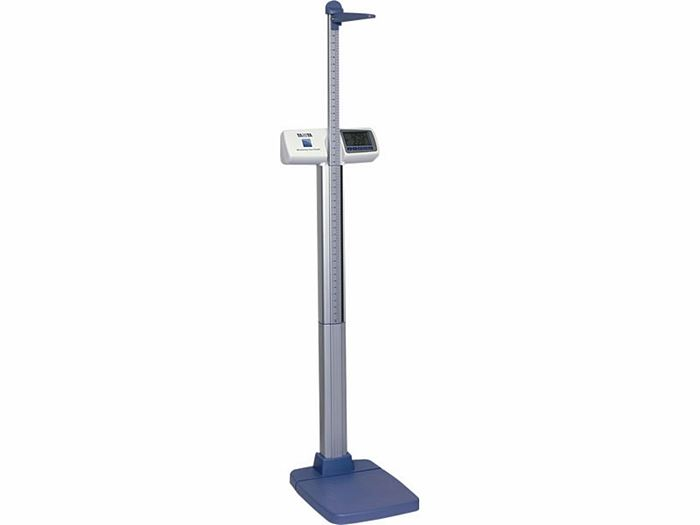 Digital Personal Scales with Height Rod