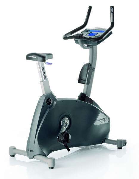 Nautilus U916 Upright Bike
