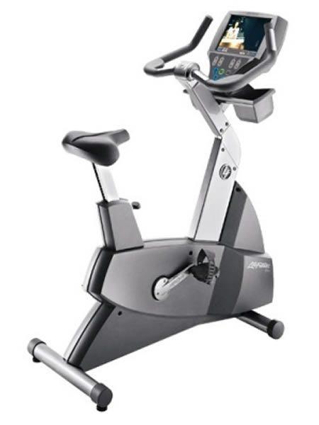 Life Fitness 95Ce Upright Bike
