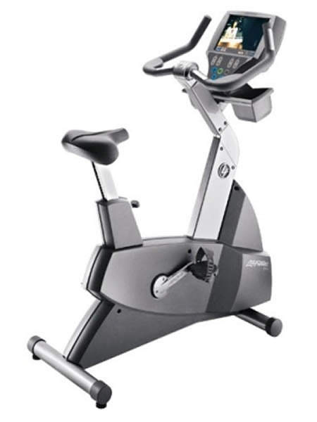 Life Fitness 95Ce Upright Bike