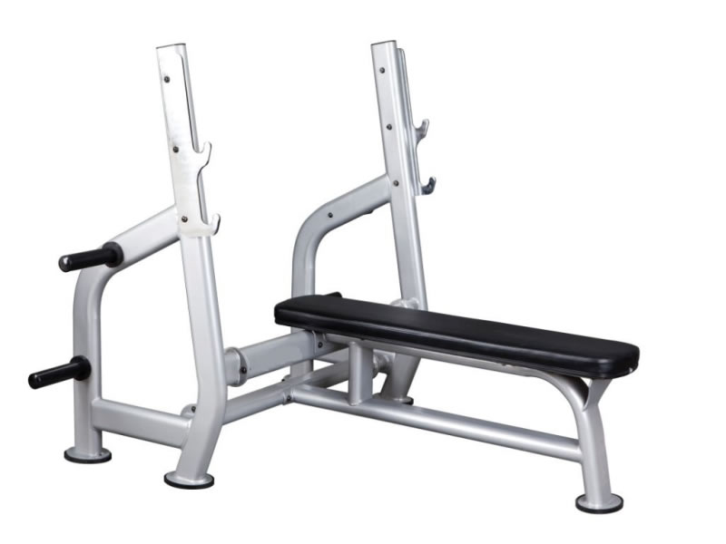 Commercial Olympic Flat Bench Press