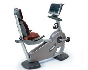 Technogym Excite 700 Recumbent Bike