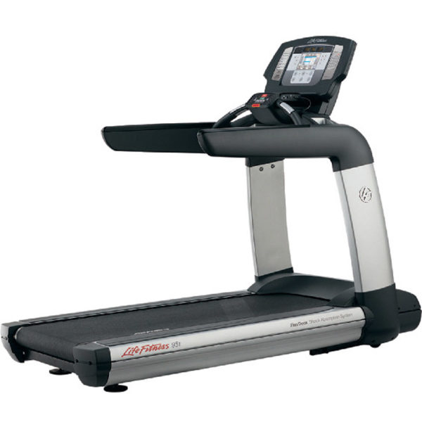 Life Fitness 95T Inspire Treadmill 7in LCD Touch Screen