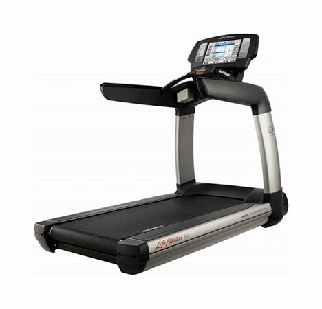 Life Fitness 95T Engage Treadmill 15in LCD Touch Screen