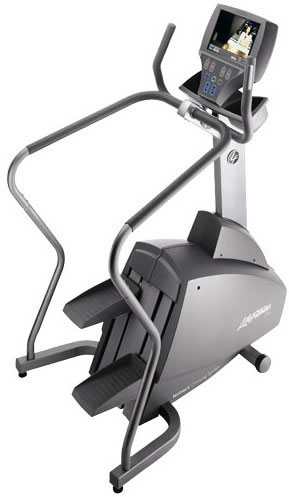 Life Fitness 95Se Stepper