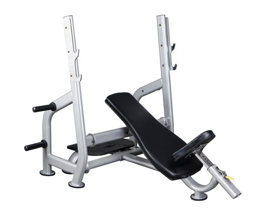 Commercial Olympic Incline Bench Press