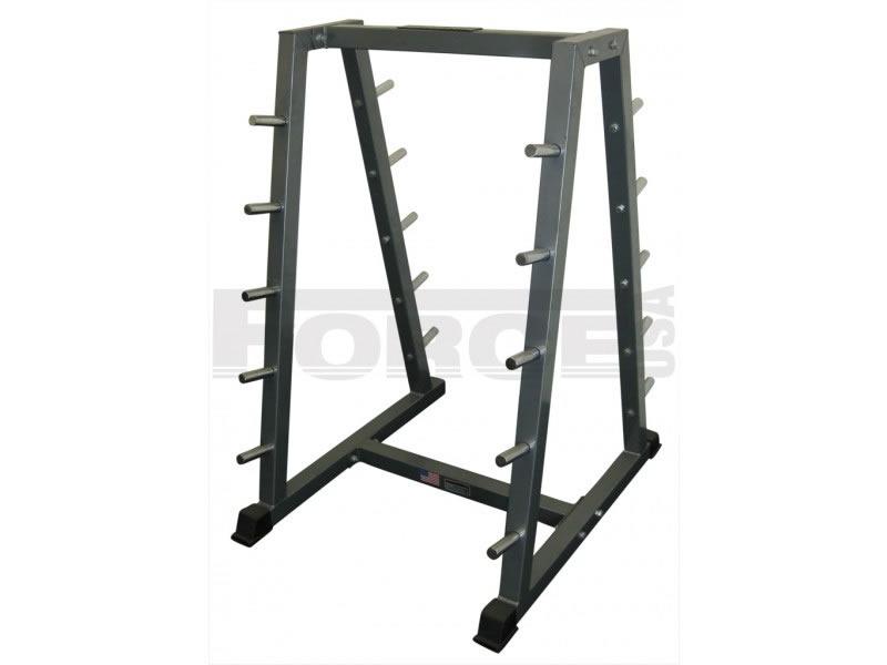 Force 10 Bar Barbell Rack
