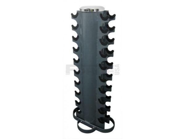 10 Pair Dumbbell Vertical Rack