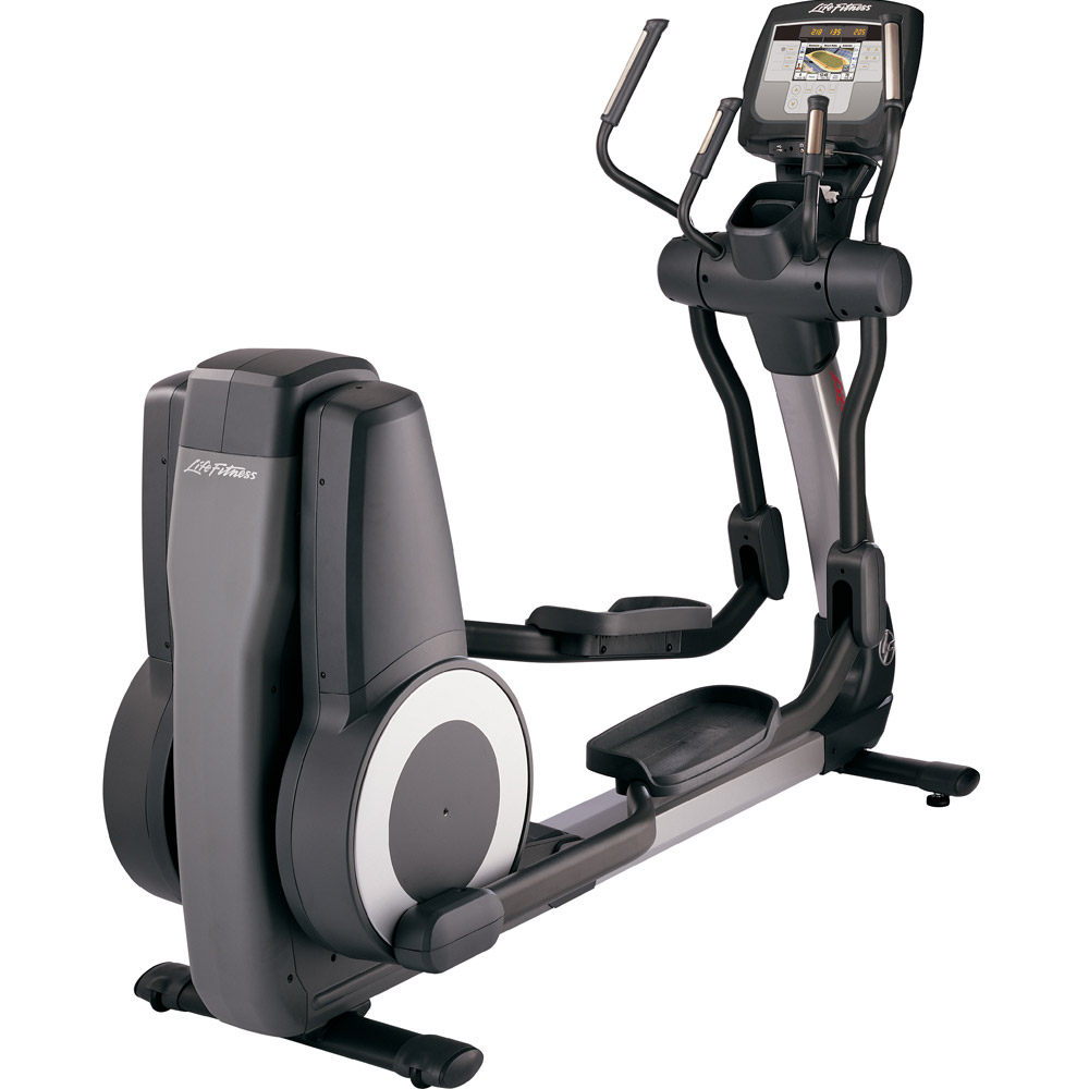 Life Fitness 95x Inspire Crosstrainer 7in LCD Touch Screen