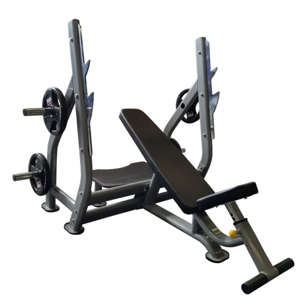 Genesis Incline Bench Press