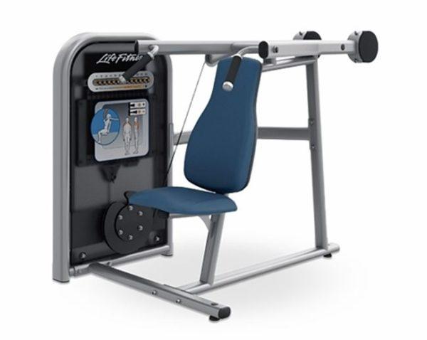 Life Fitness Circuit Series Shoulder Press