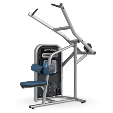 Life Fitness Circuit Series Lat Pulldown