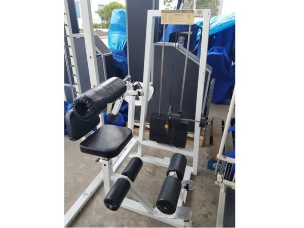 Calgym Seated Ab Crunch
