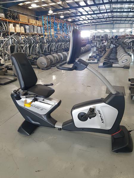 MBH Fitness Recumbent Bike
