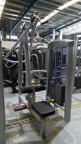 Synergy Lat Machine