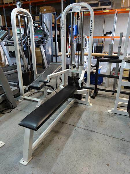 Body Power Bench Press
