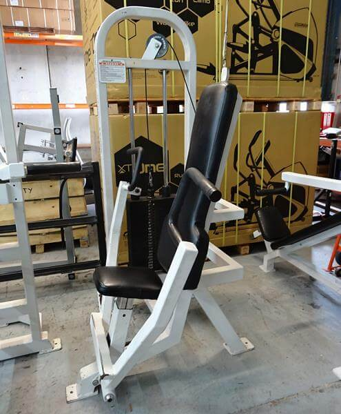 Body Power Seated Chest Press