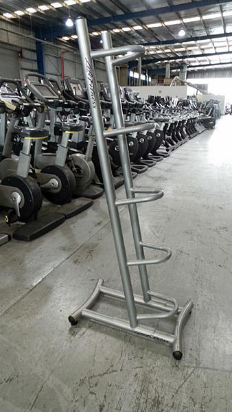 Life Fitness Medicine Ball Rack