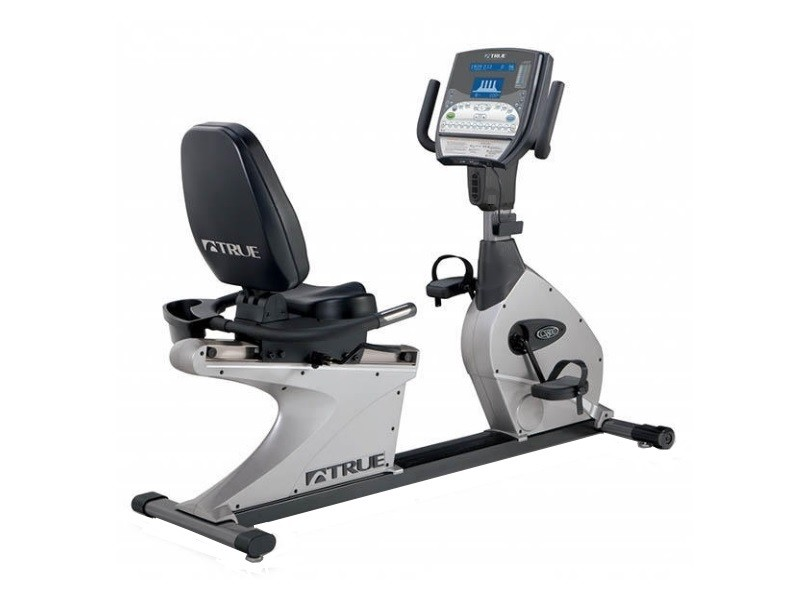 True Fitness CS800 Recumbent Bike