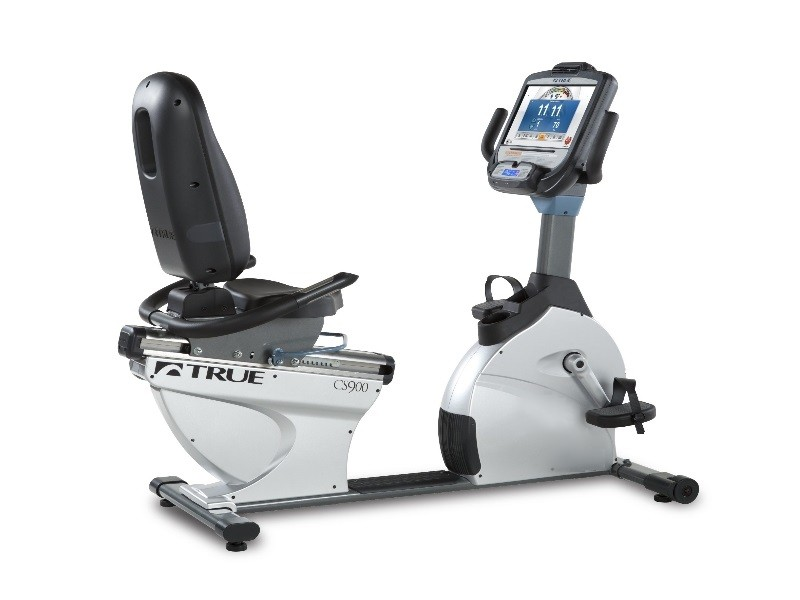 True Fitness CS900 Recumbent Bike