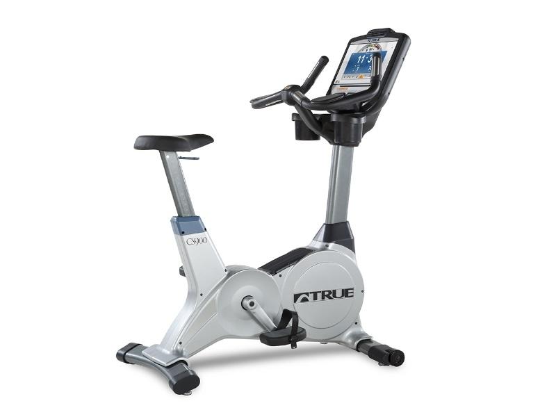True Fitness CS900 Upright Bike