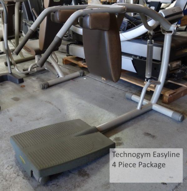 Technogym Easyline 4 Piece Package