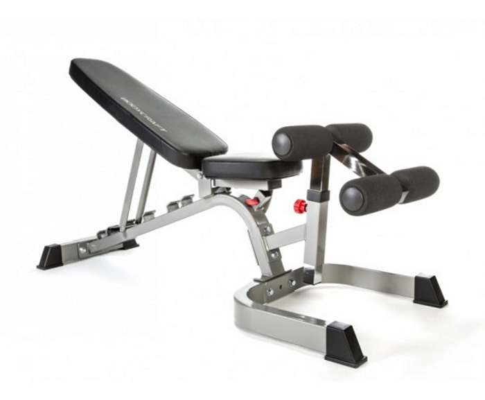 BodyCraft F602 Flat Incline Decline Utility Bench