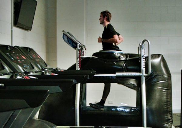 Alter-G P200 Performance Model Treadmill