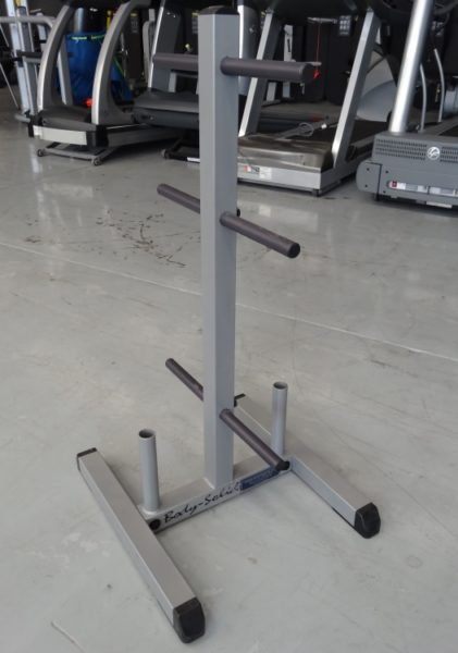 Body Solid Weight Plate Rack