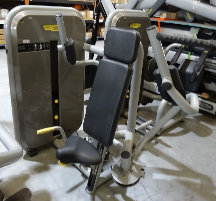 Technogym Element Pectoral Machine