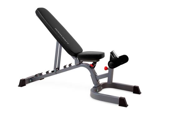 Flat Incline Decline Utility Bench, amended