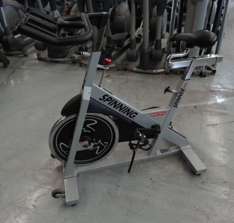 star trac spinner pro manual