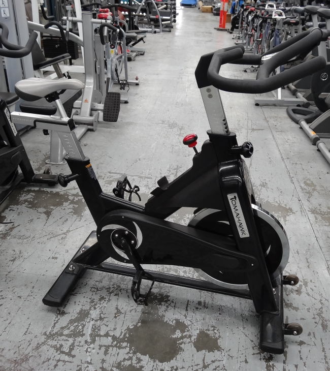 Tomahawk E Series Spin Bike, Sale $1250! Cheap Tomahawk E