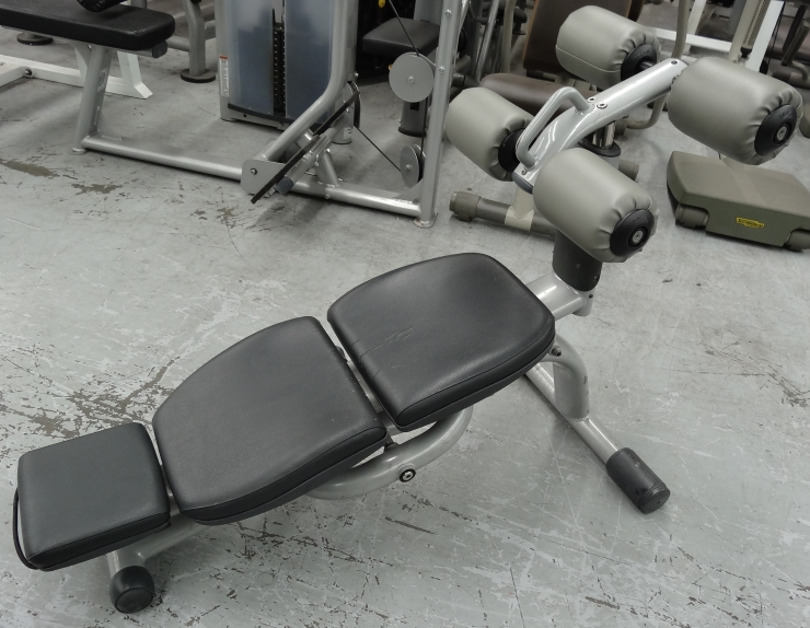 Technogym Decline Ab Bench Grays Fitness