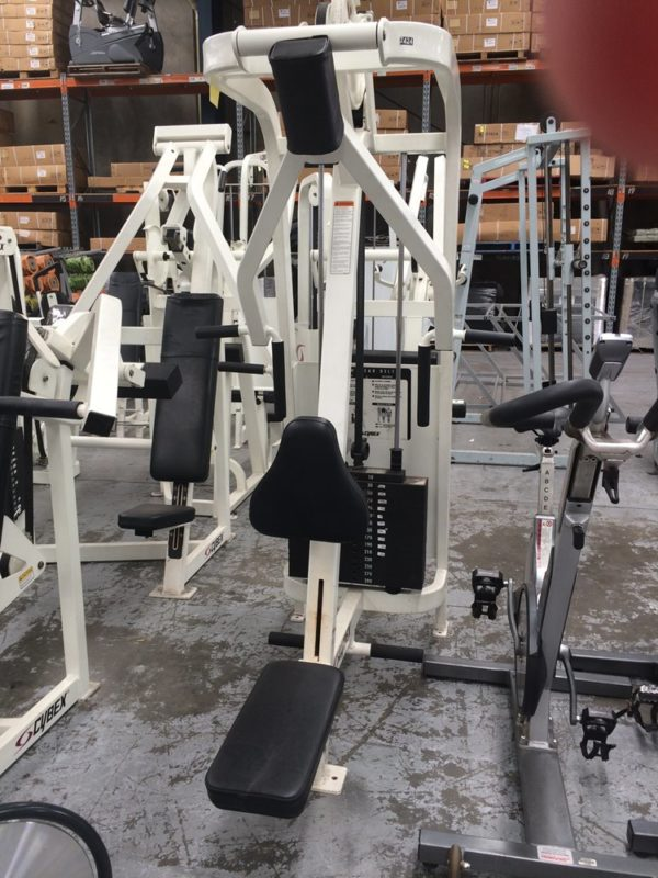 Cybex Seated Row Rear Delt