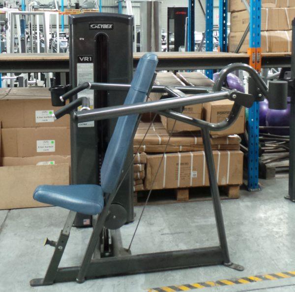 Cybex VR1 Overhead Press