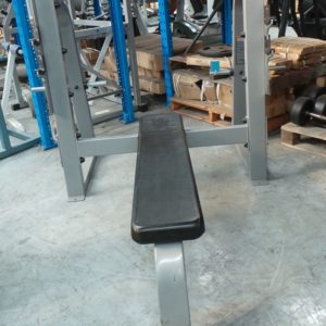 Commercial Flat Bench Press