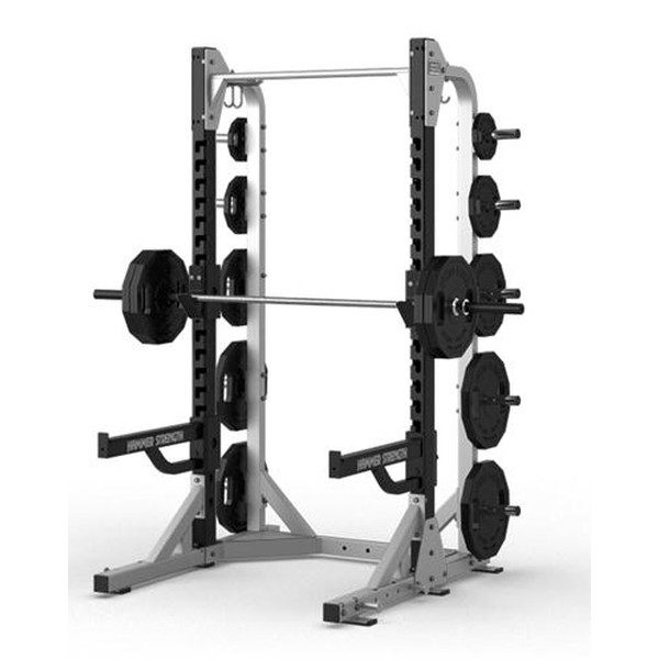 Hammer Strength HD Athletic Half Rack