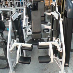 Hammer Strength MTS Seated Leg Curl