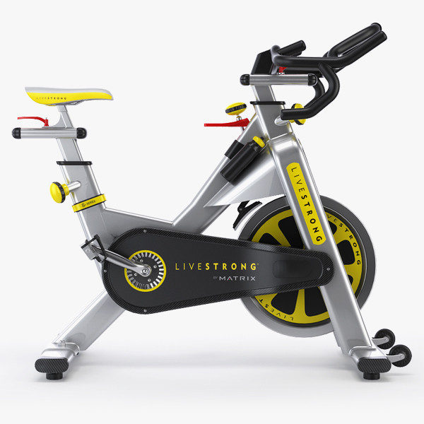 Spin Bikes For Sale >> Livestrong S Series Spin Bike Grays Fitness