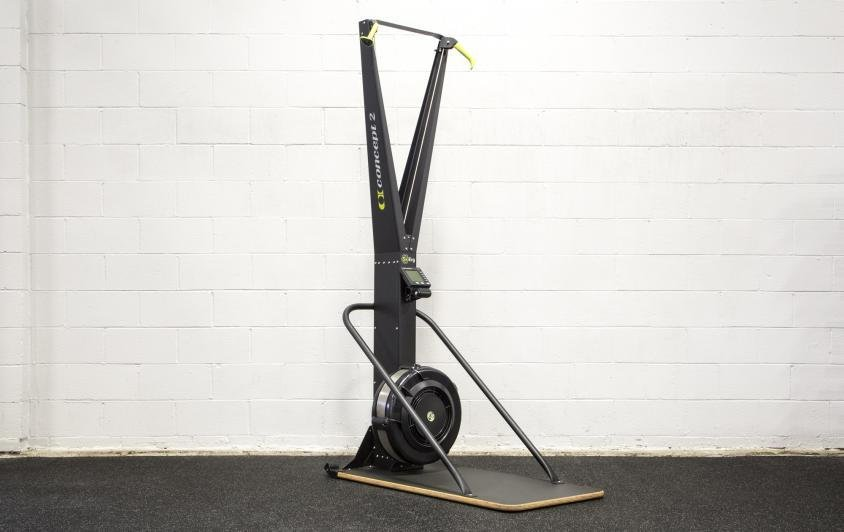 Concept 2 Ski Ergo with Floor Stand