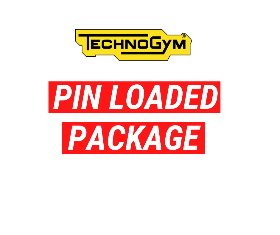 Technogym Pin Loaded Package