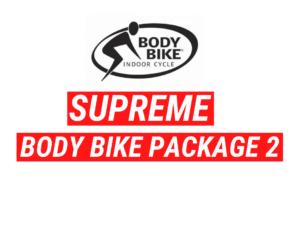 Supreme Body Bike Package 2