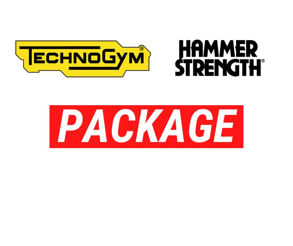 Technogym Hammer Strength Package