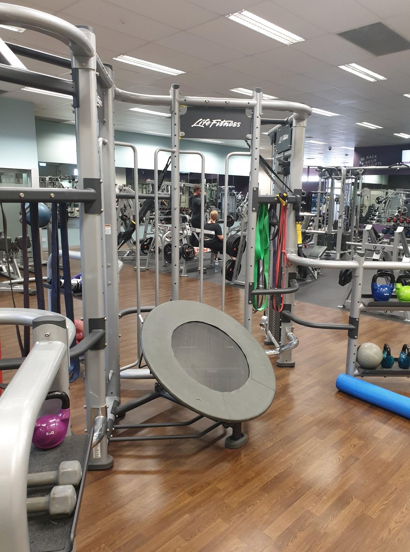 Life Fitness Synergy 360 - Grays Fitness